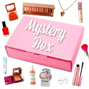 High end makeup mystery box